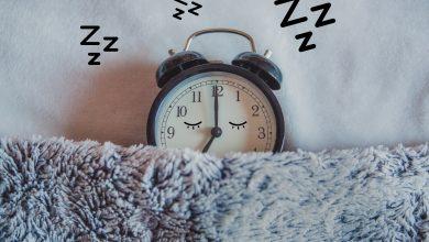 تصویر از نحوه ی تنظیم خواب دانش آموزان کنکوری چگونه است؟