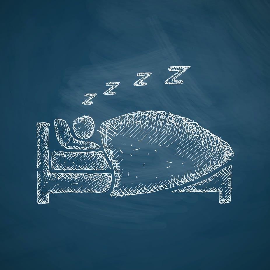 نحوه ی تنظیم خواب دانش آموزان کنکوری چگونه است؟